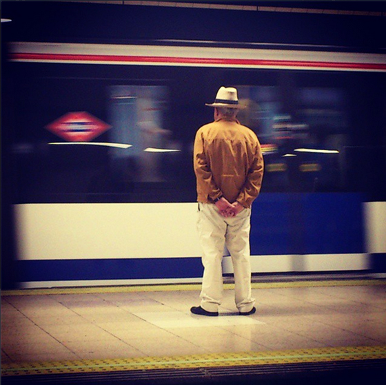 Viajeros subterráneos Serie
